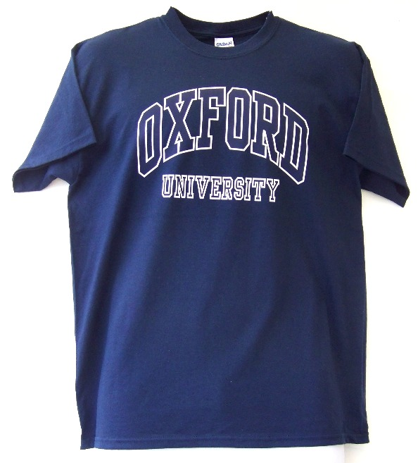 Oxford University T Shirt